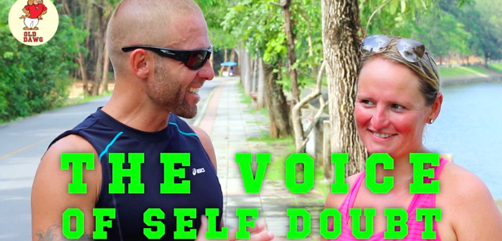the voice of self doubt